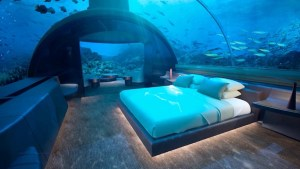 Bill Welychka previews a brand-new underwater luxury hotel in The Maldives