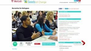 Focus Montreal: Bursaries for Refugees