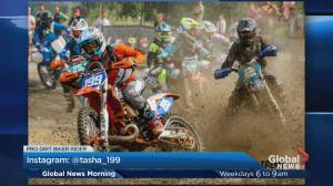 Quebec dirt bike rider to compete in international race