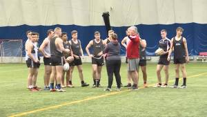 RMC is hosting the U-Sport Rugby 7s championship