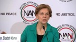 'What we've seen in Florida and especially in Georgia is a national disgrace': Elizabeth Warren