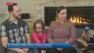 2018 St. Boniface Mega Million Choices Lottery: The Blaich Family