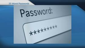 25 worst passwords web users are still using in 2015 (03:41)