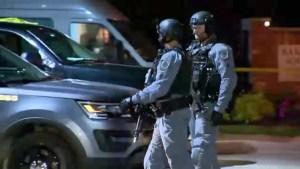 Man dead after shooting outside Oakville home