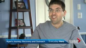 Ryan's journey: recovery and outreach