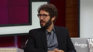 "Josh Groban talks his new album ""Bridges"""
