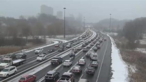 Tory's road tolls proposal on DVP and Gardiner Expressway to go before council