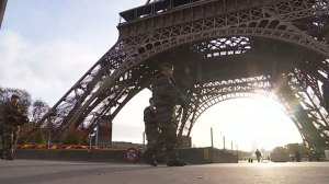 French president calls in army to guard public monuments, buildings