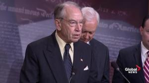 Grassley: Kavanaugh confirmation process 'started downhill'