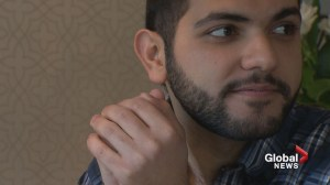 Syrian refugee in Calgary shares his inspiring success story