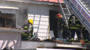 Play video: Two dead in Selkirk Avenue fire, two more in hospital