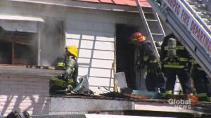 Two dead in Selkirk Avenue fire, two more in hospital