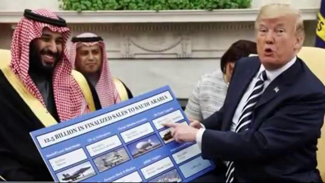 Fox News Research Responds to Trump Saudi Arabia Business Denials