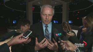 PQ leadership hopefuls debate English education in Quebec (01:08)