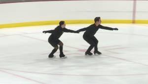 Tessa Virtue, Scott Moir hit the road across Canada
