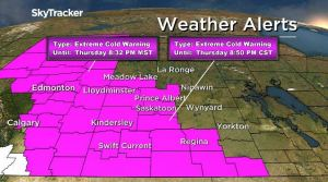 Saskatoon morning weather outlook: Feb. 14