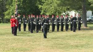 Change of command marks Royal Canadian Regiment's 135th Anniversary