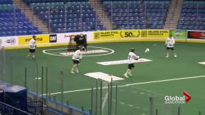 No room for error as Saskatchewan Rush host Game 2 of Champion's Cup final