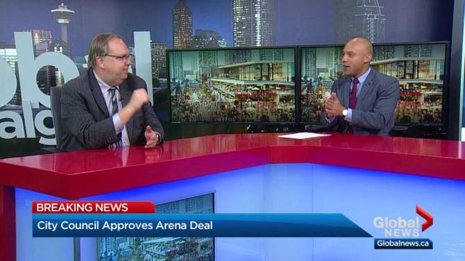 Calgary arena vote shows mayoral aspirations on city council: political scientist