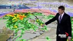 High winds expected for Sunday