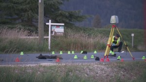 Mission motorcycle crash leaves one dead
