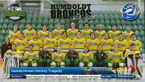 Victim in Humboldt Broncos misidentified, Saskatchewan Ministry of Justice says