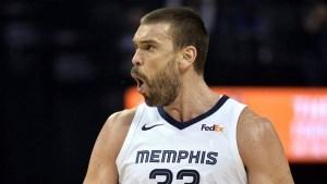 Toronto Raptors confirm acquisition of Marc Gasol from Memphis Grizzlies
