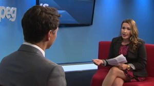 Justin Trudeau Full Interview, Global Winnipeg