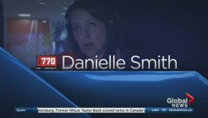 Danielle Smith joins the conversation on Calgary Global News Morning (03:17)