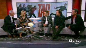 "Cast of ""TAG"" talks making the film and memories of playing tag"
