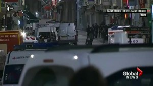 Paris awakens to new violence as police raid terror cell