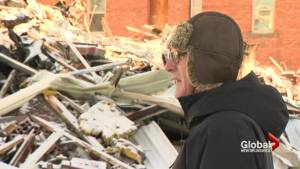 Moncton residents branding together to help Dolma's fire victims
