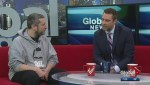 Actor and comedian Dustin Diamond performing in Calgary Feb. 22-24
