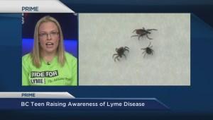 Raising awareness of Lyme disease