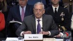 James Mattis provides update on status of anti-ISIS operations in Syria