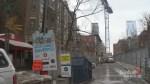 Bishop Street merchants 'suffering' because of construction