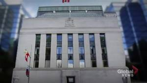 A look back on past interest rates in Canada