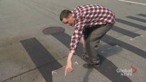 3D crosswalk in Dartmouth anticipated to be removed by HRM (02:04)
