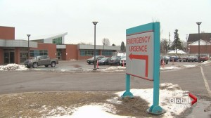 Nursing shortage forces temporary shutdown of emergency services in Moncton