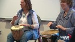 Kelowna drumming circle turns into therapy for body and mind