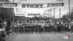More than a hundred '79ers' lacing up again at 40th Manitoba Marathon