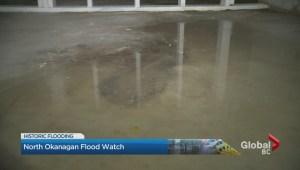 North Okanagan flooding