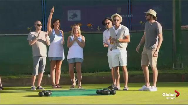 How a lawn bowling fundraiser is changing the lives of those with cystic fibrosis