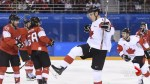 Canadian hockey fans at Olympics excited to cheer on the maple leaf, not the player