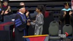 Waffle House victim DeEbony Groves honored at  high school graduation