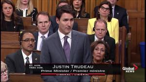 Justin Trudeau offers apology to people affected by gay purge