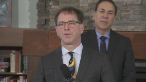 B.C. Health Minister Adrian Dix, press conference Jan 8, 2018