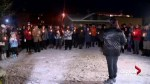 Candlelight vigil held for newborn Baby Jane found dead on Christmas Eve