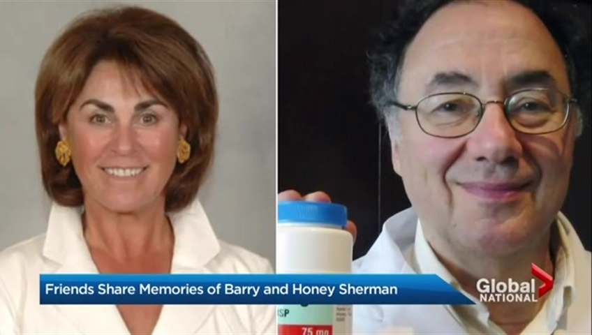 Cause of death released for Barry, Honey Sherman