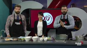 Edmonton's  XO Bistro + Bar shares a recipe for salad rolls
